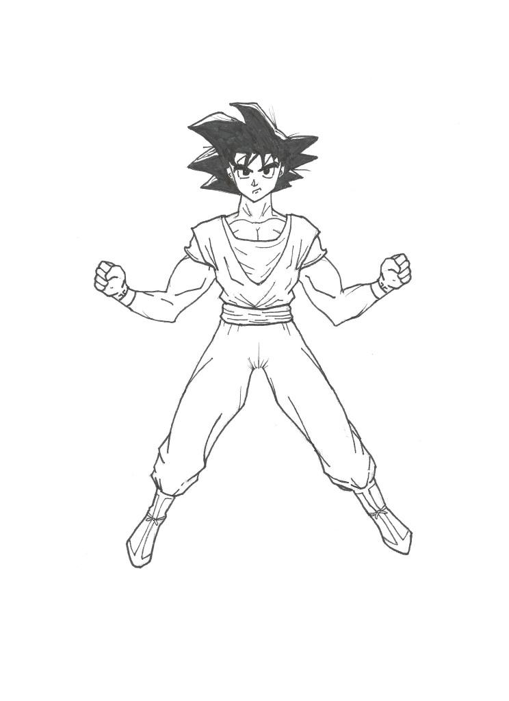 Goku Inks